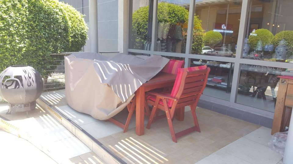Patio Set Cover 6 Seater