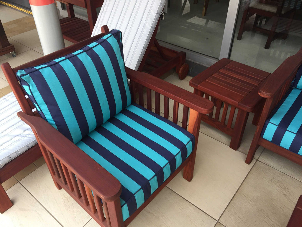 Teak Morris Patio Set
