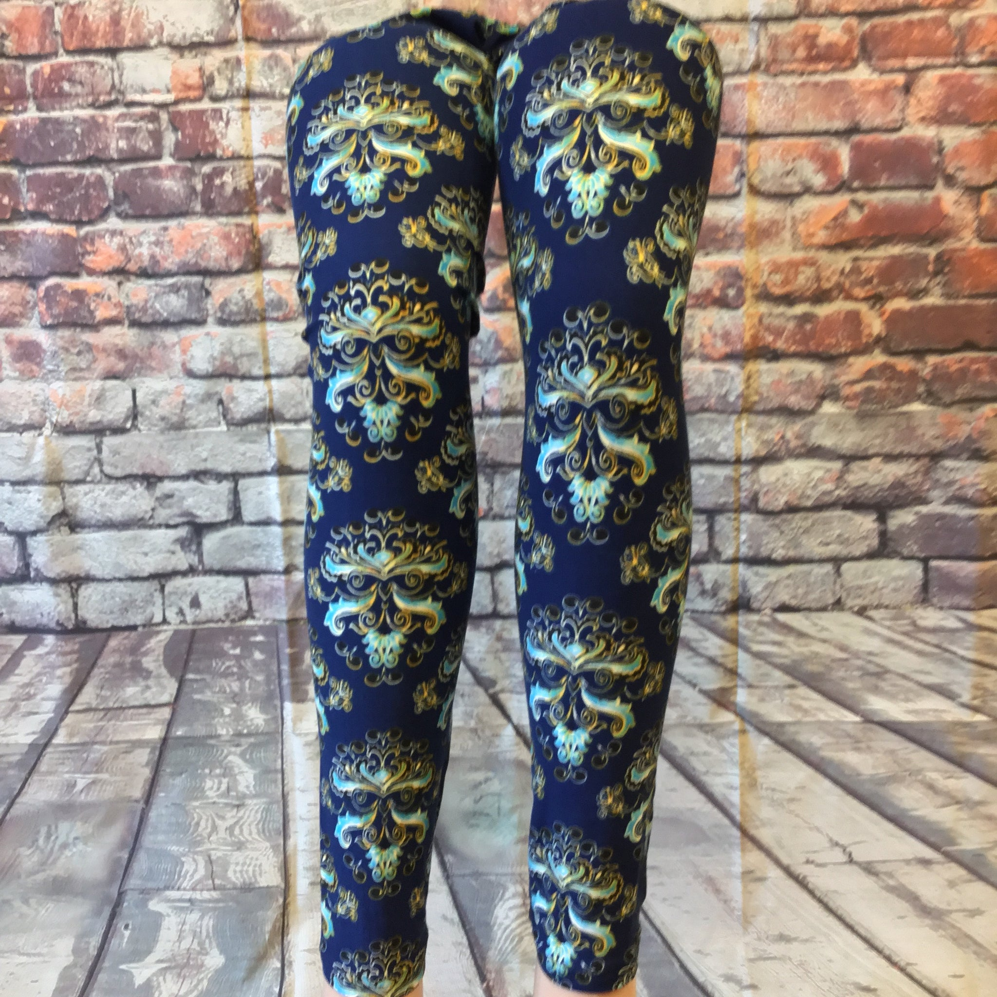 Women's Printed Leggings