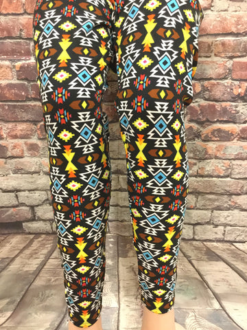 All Charmed Up Printed Leggings