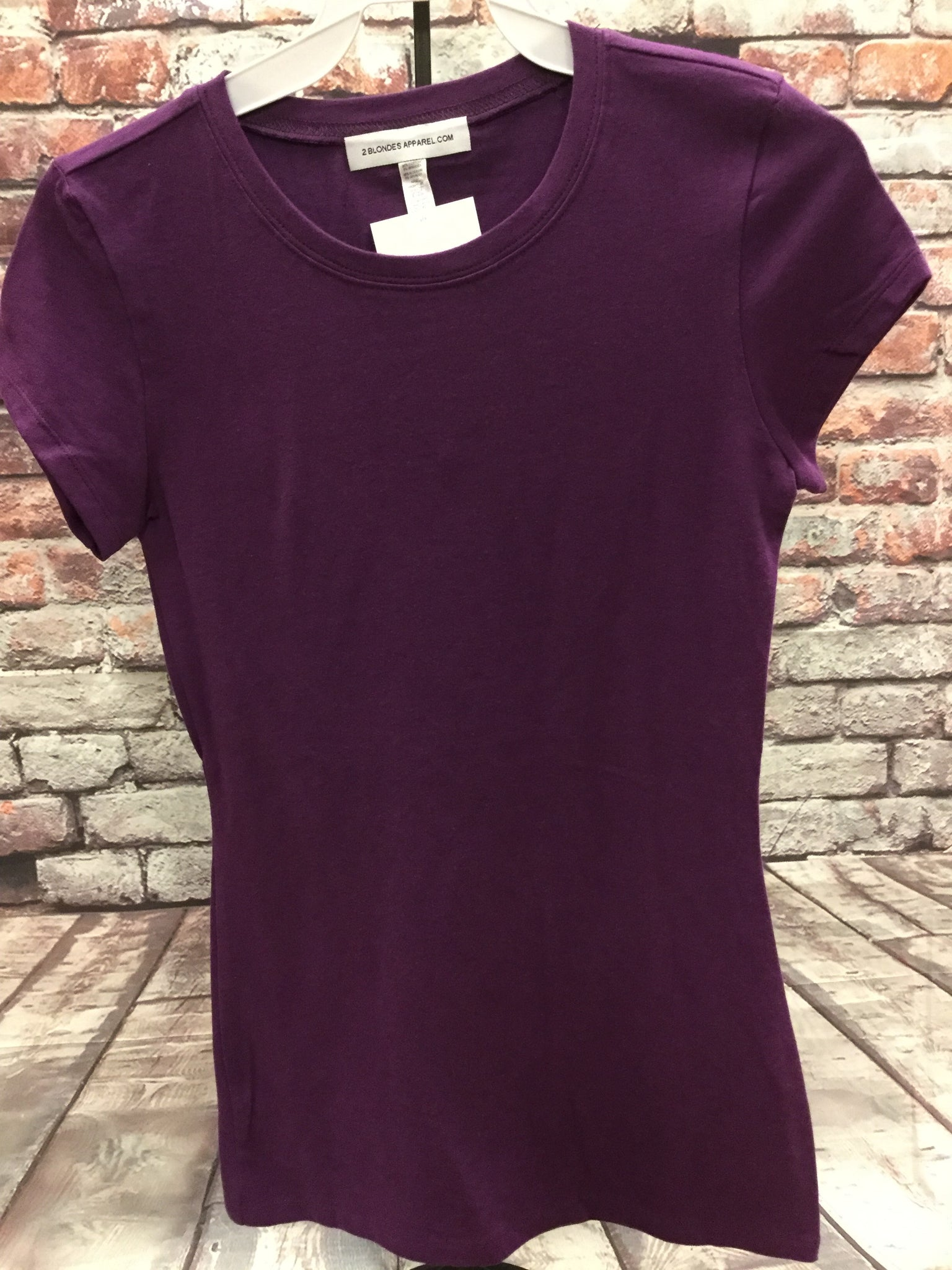 Purple Tween T Shirt