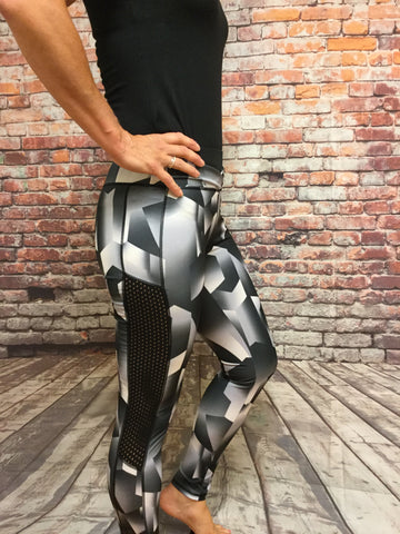 Active Wear Workout Leggings