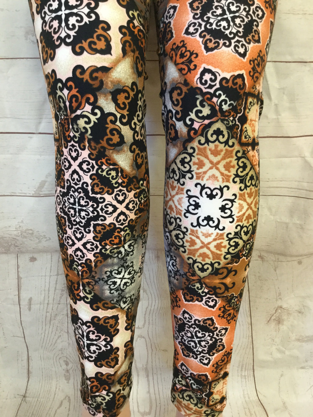 Novembers for Fall  Printed Leggings