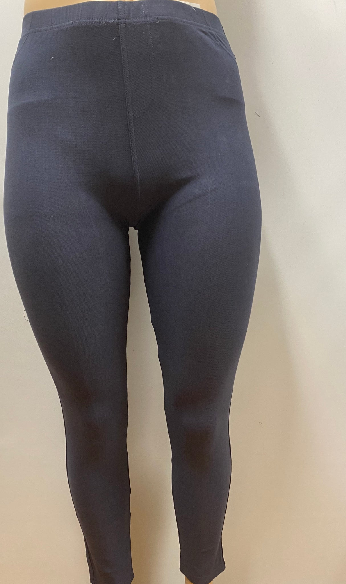 Plus Size  Charcoal Classic Jeggings