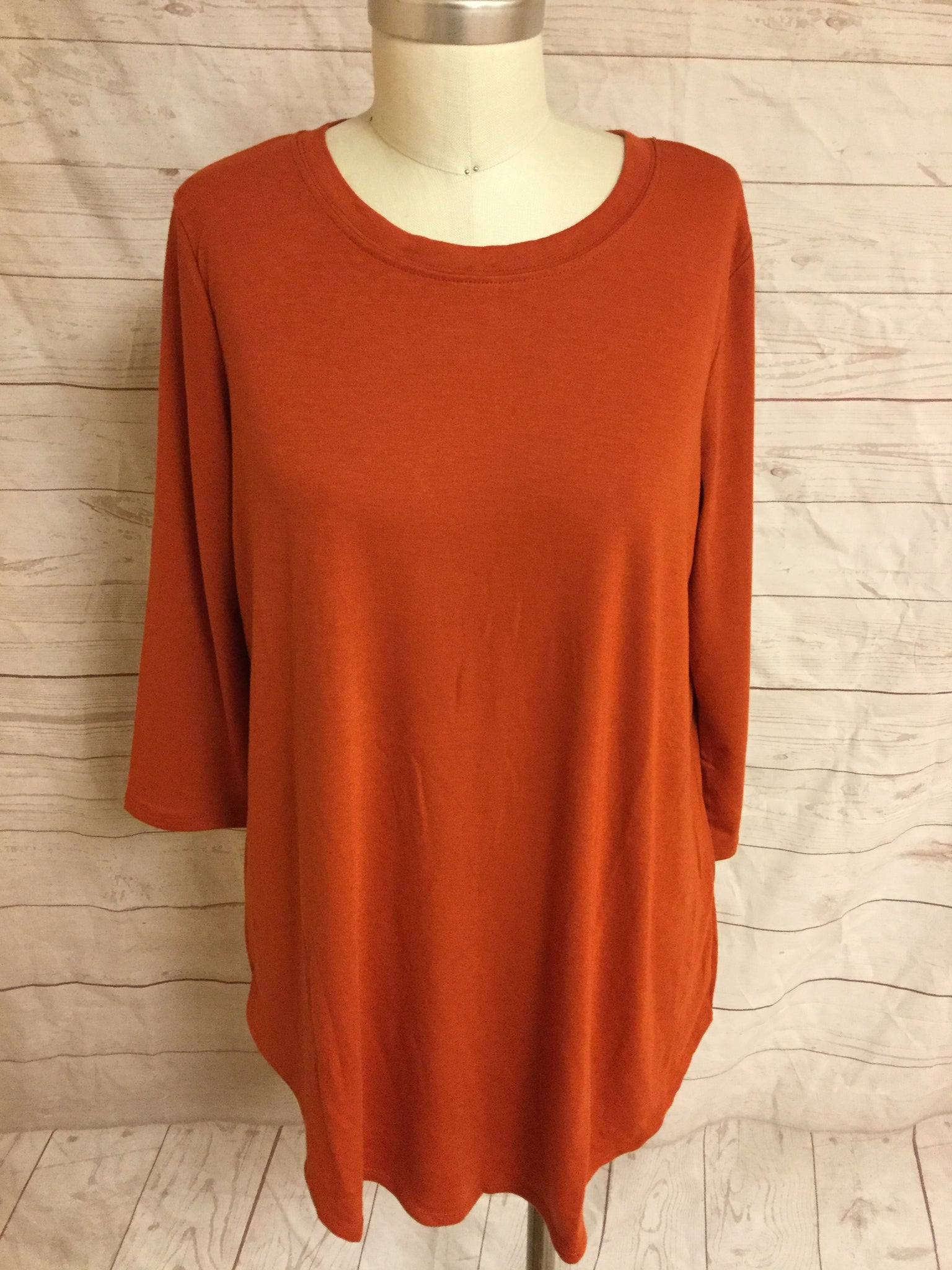 Classic 3/4 Sleeve Top