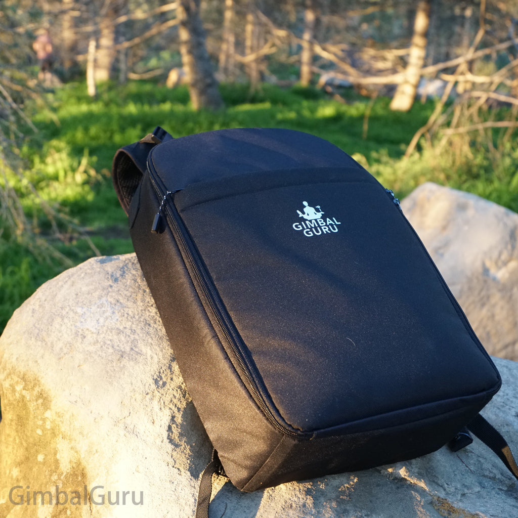 The Gimbal Bag is perfect for filmmakers on the go!