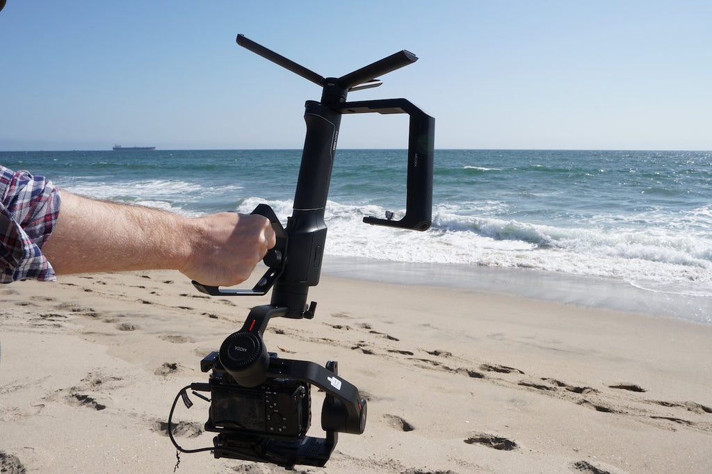 Enjoy the Last Days of Summer with a Gimbal Bag, and the New AirCross 2