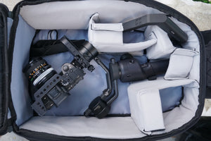 Get $10 Off the Gimbal Bag, The Best Backpack for your Gimbal