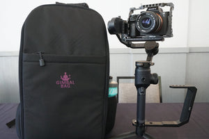 "Use code ""BacktoSchool"" to get $10 off the Gimbal Bag for Gimbals and Cameras"