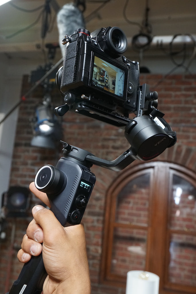 $15 Off Code, Combine the Power of the MOZA AirCross 2 with the Lumix S1H