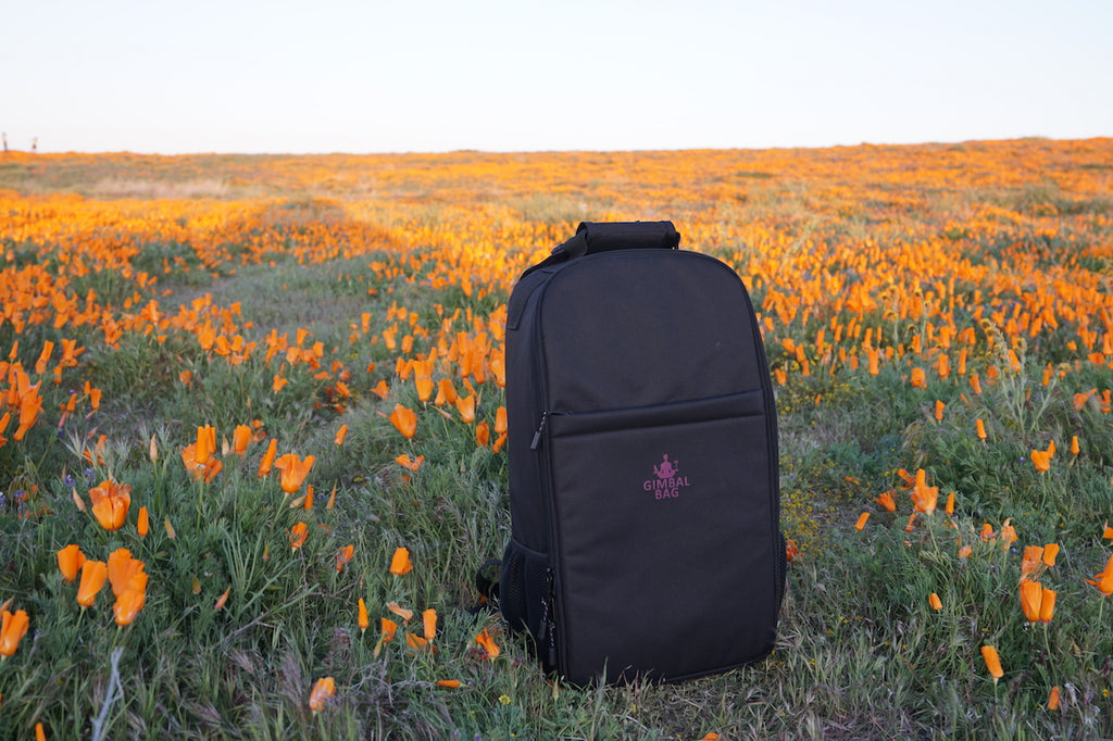 Happy Earth Day, Enjoy Our Earth Day Deal on the Gimbal Bag and LED Light