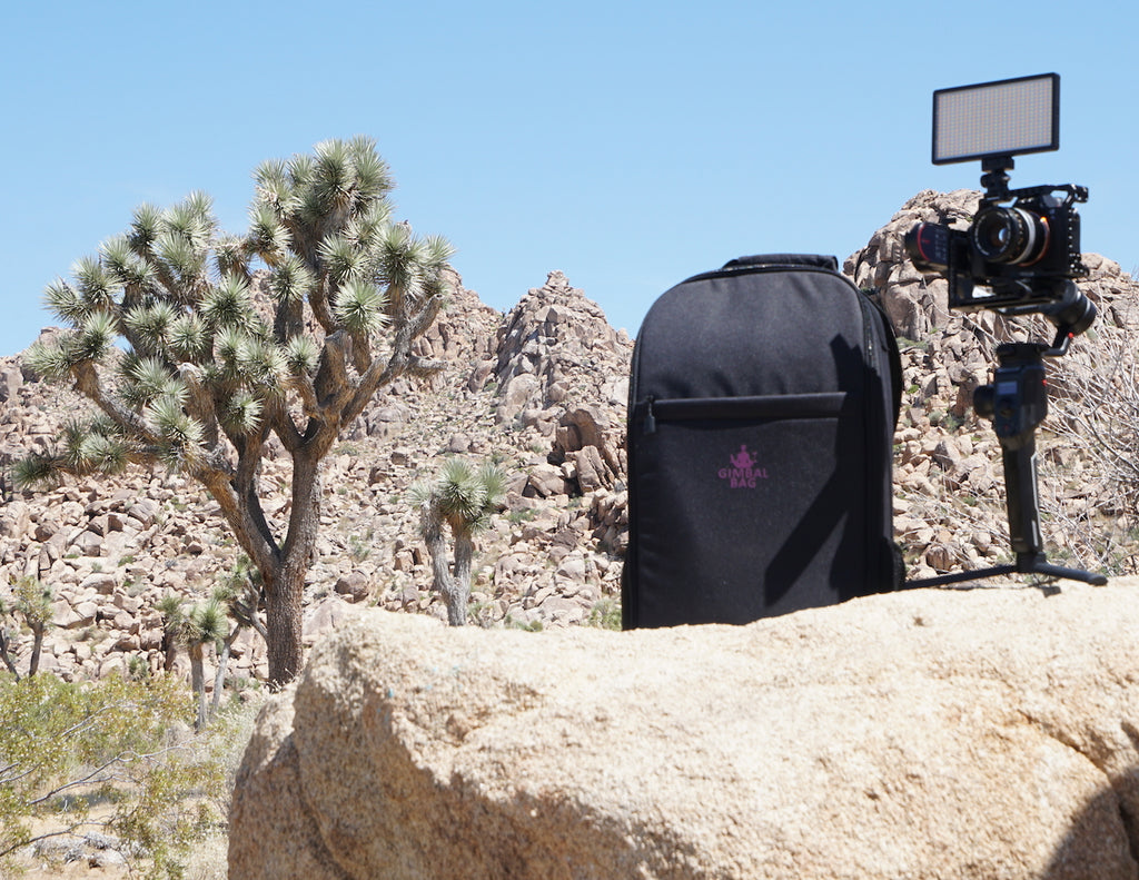 The MOZA Mini MX for $89, Flash Sale Gimbal Bag