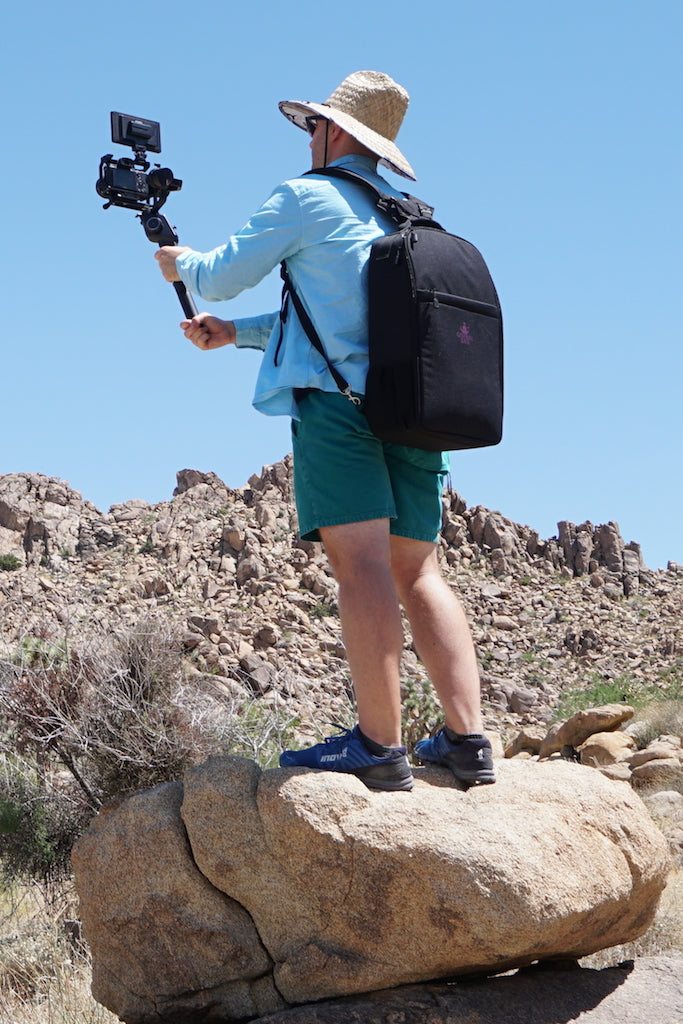 Weekend 60% Off Sale on the Gimbal Bag