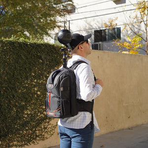 Ready for the Weekend with the Monopole Backpack
