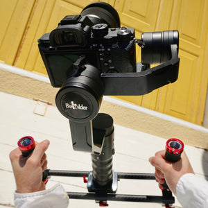 Beholder EC1 & Dual Grip Support System: A match made in heaven!