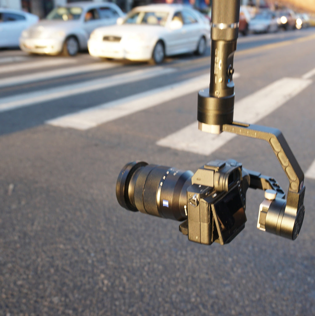 Explore the possibilities with a camera stabilizer that won't break the bank!