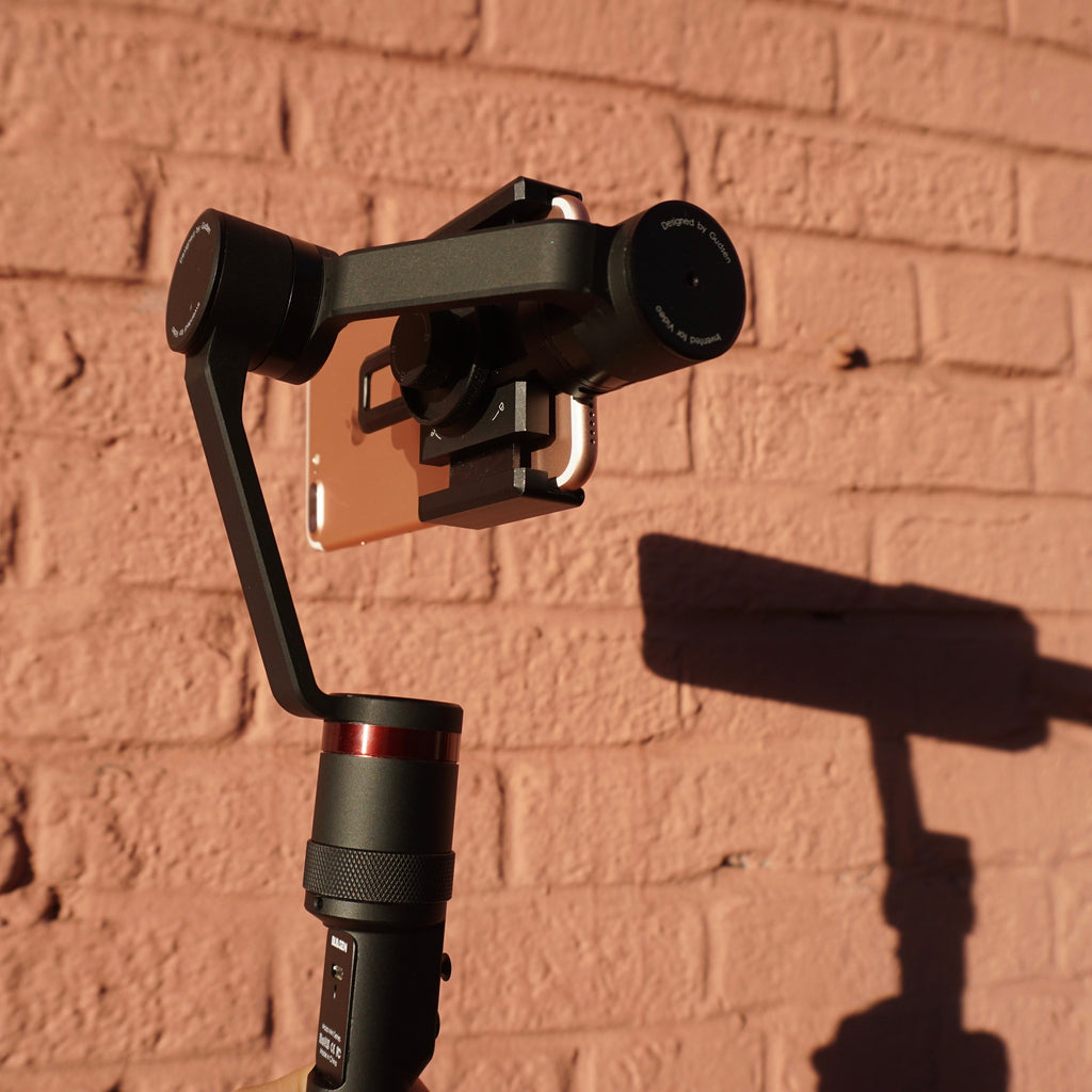 Creative Opportunities Galore With New MOZA Mini-C Smartphone Gyro Stabilizer