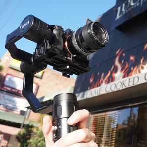 A Beginner's Guide to Camera Stabilizers, Gimbals, Gyros, and More!
