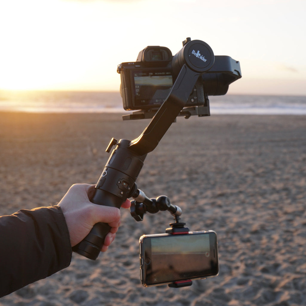 OwlDolly combines Beholder EC1 gimbal stabilizer and reliable customer service!