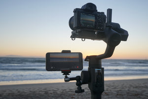 Using a Smartphone with a Gimbal
