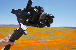 MOZA Air, Ronin-s, Crane 2, or MOZA AirCross: Which Gimbal Is Right For You?