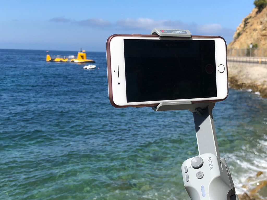 The Best Smartphone Gimbal The MOZA Mini MX