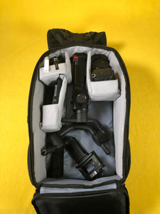 Spring Into Action with A Gimbal Backpack