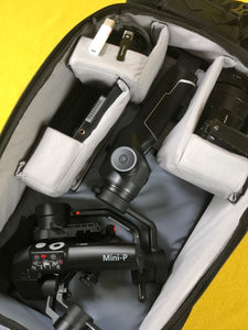 All This Fits in The Gimbal Bag