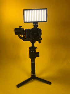 The Best On Camera LED Light for Your Gimbal