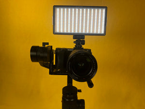 Put and LED Light on that Gimbal, Shipping All Orders