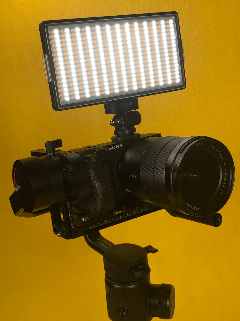 Lite Up Your Filmmaker valentine with a Super Affordable Gift
