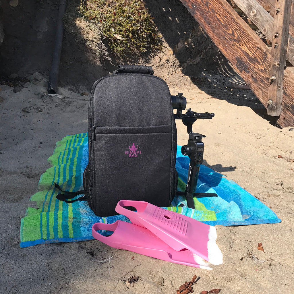 Get on Out There with the Gimbal Bag
