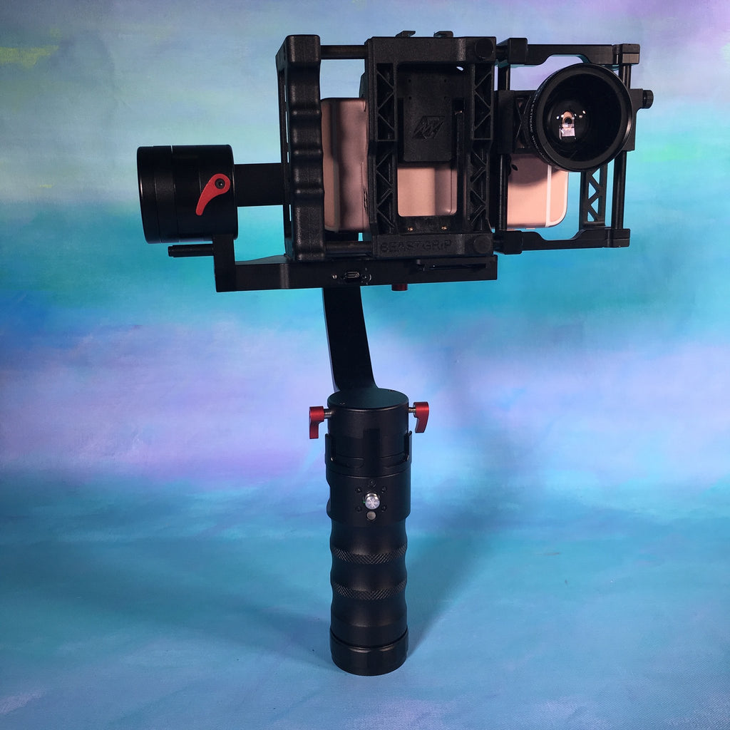 Upcoming Setup Video, Hot Summer Sale, BeastGrip the DS1