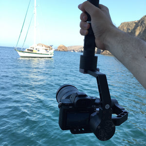 Welcome to Gimbal Guru, The Best Camera Stabilizer Under $1000 Zhiyun Crane, Crane 4K Video of Santa Cruz Island