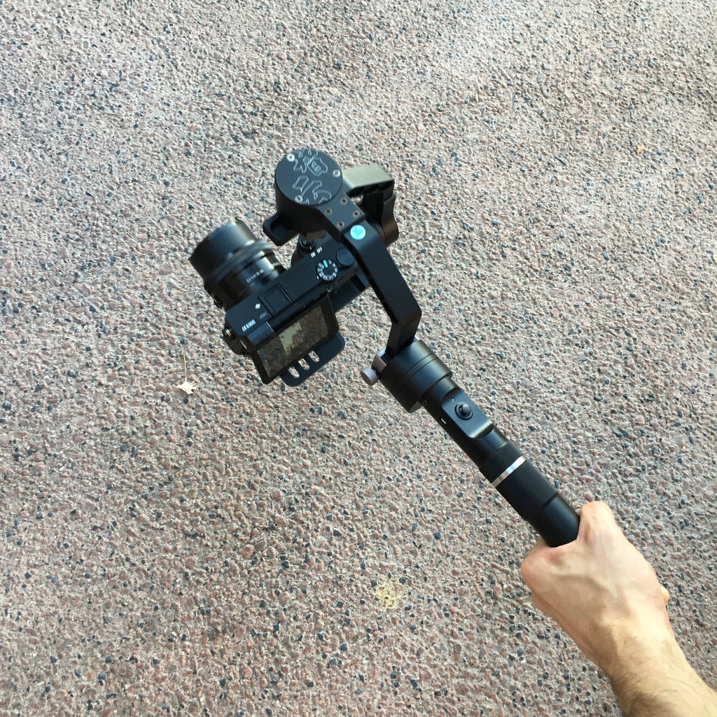 Check out the Review of the Zhiyun Crane