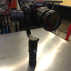 It's Friday get Some Lunch with a Beholder EC1 Camera Stabilizer