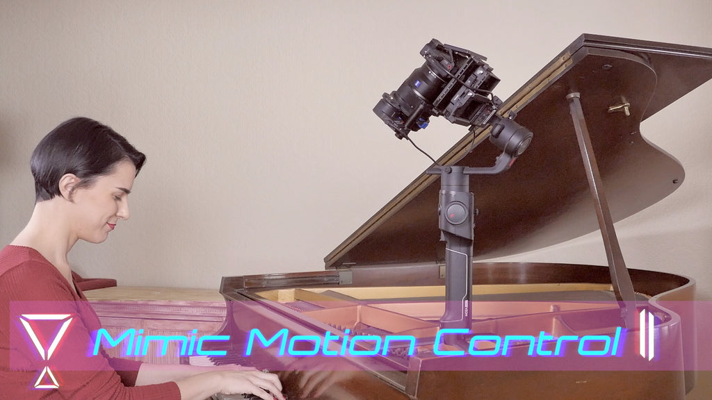 Mimic Motion Control MOZA Air 2 Firmware Update