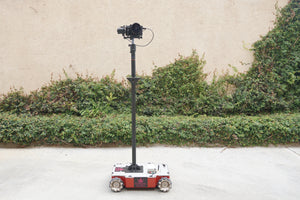 Take a spin around USC Campus with Guru 360 Rover!