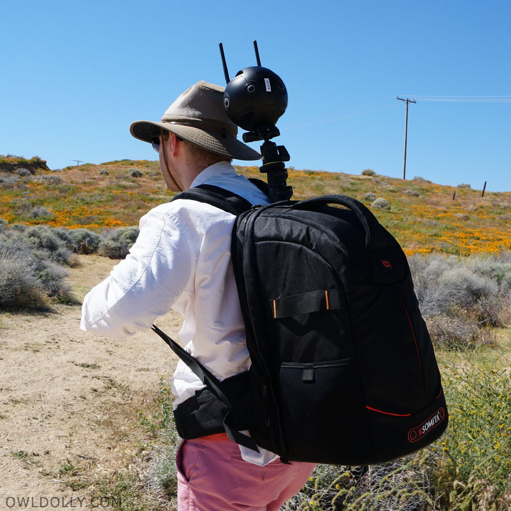 More New Product Introductions! Meet The Monopole Backpack!