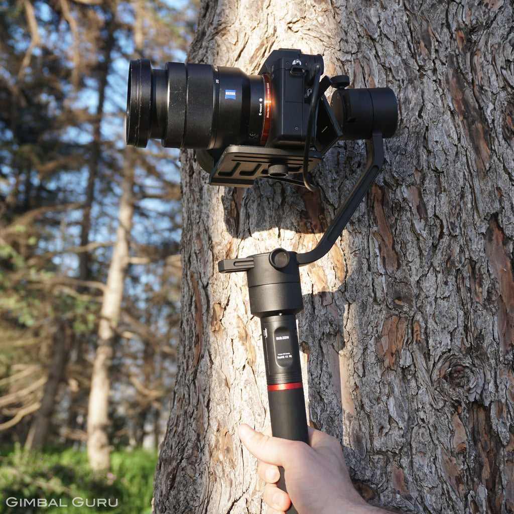 Introducing MOZA Air Camera Stabilizer to the Gimbal Guru family!