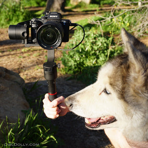 Say hello to the brand new MOZA Air Camera Stabilizer!