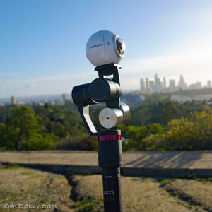 Guru 360 Camera Stabilizer shipping update