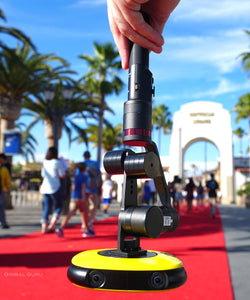 360Rumors.com shares NEW Guru 360 Gimbal Stabilizer and Kodak Orbit 360 footage!