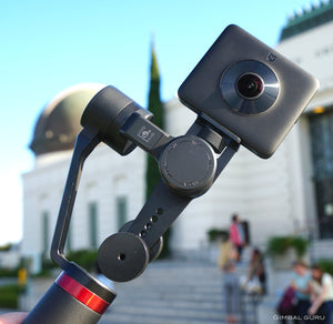 The Humiliator: a DIY motion POV tool for 360 video using Guru 360 Gimbal Stabilizer!