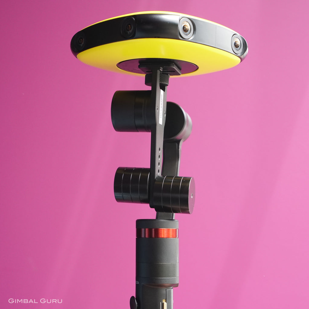 360Hippo.com lists Guru 360 Stabilizer as one of the best gimbals for 360 cameras!