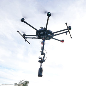 Soaring Over Los Angeles in 360 Degrees with Guru 360 Air Camera Stabilizer! Now $599!