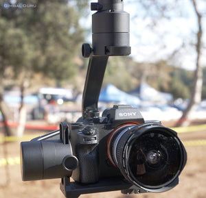 MOZA Air Gimbal Stabilizer is the perfect tool for professional and aspiring videographers alike!