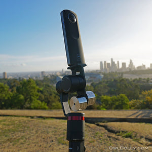 Introducing Guru 360° Gimbal Video, affordable camera stabilizer for 360 cameras!