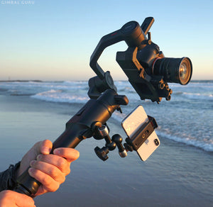 Filmmaker Tom Santos Shares Footage From MOZA Air 2 and Blackmagic Pocket Cinema Camera!