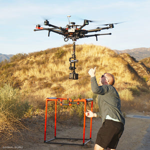 Take to the sky with Guru 360 Air and Dji Matrice 600 drone!